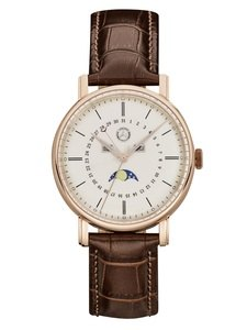 Montre homme, Classic Gold