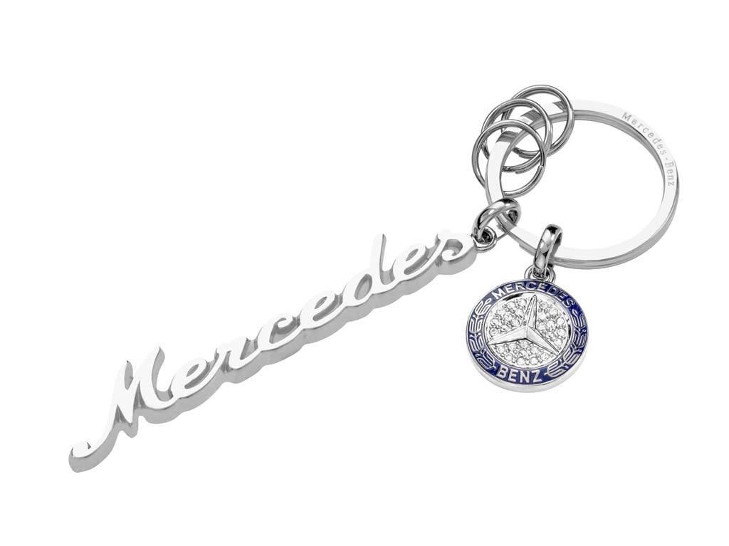 Sleutelhanger, Mercedes Classic opschrift