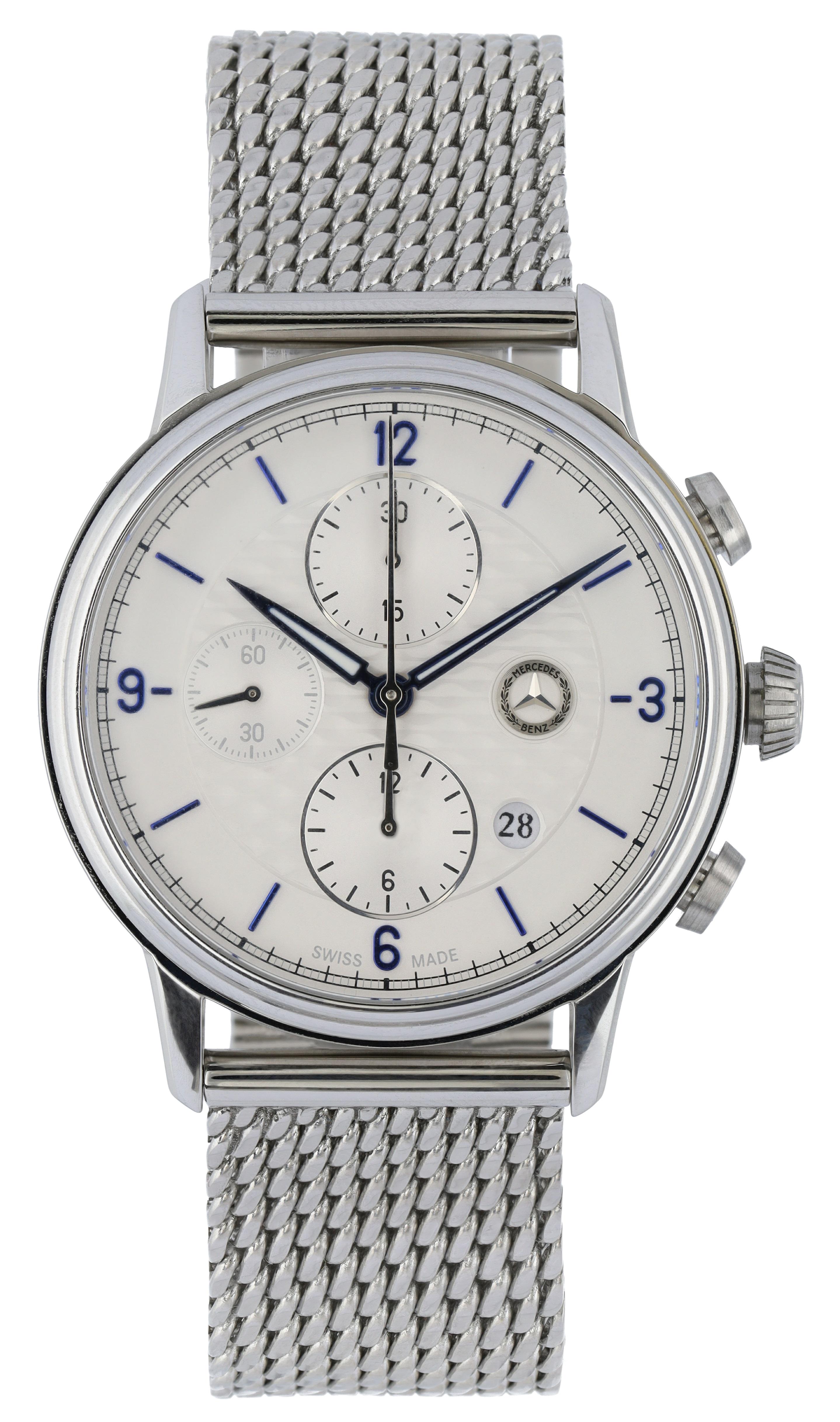 Montre chronographe automatique homme, Classic