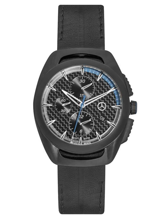 Montre chronographe automatique homme, Motorsport