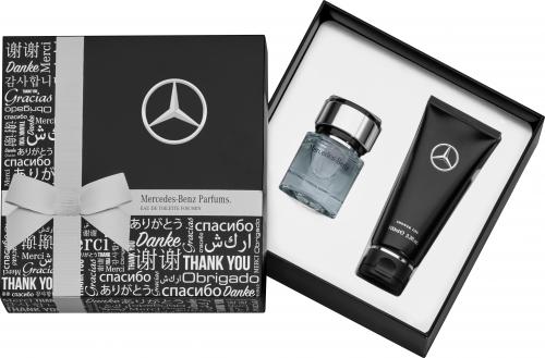Mercedes-Benz Parfum pour homme, Jeu de 2