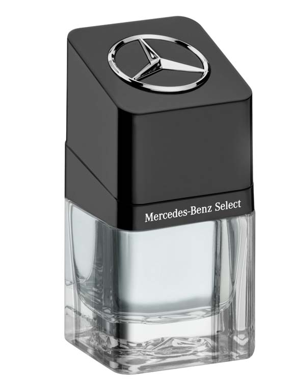 Mercedes-Benz parfums Select, EdT, 50 ml