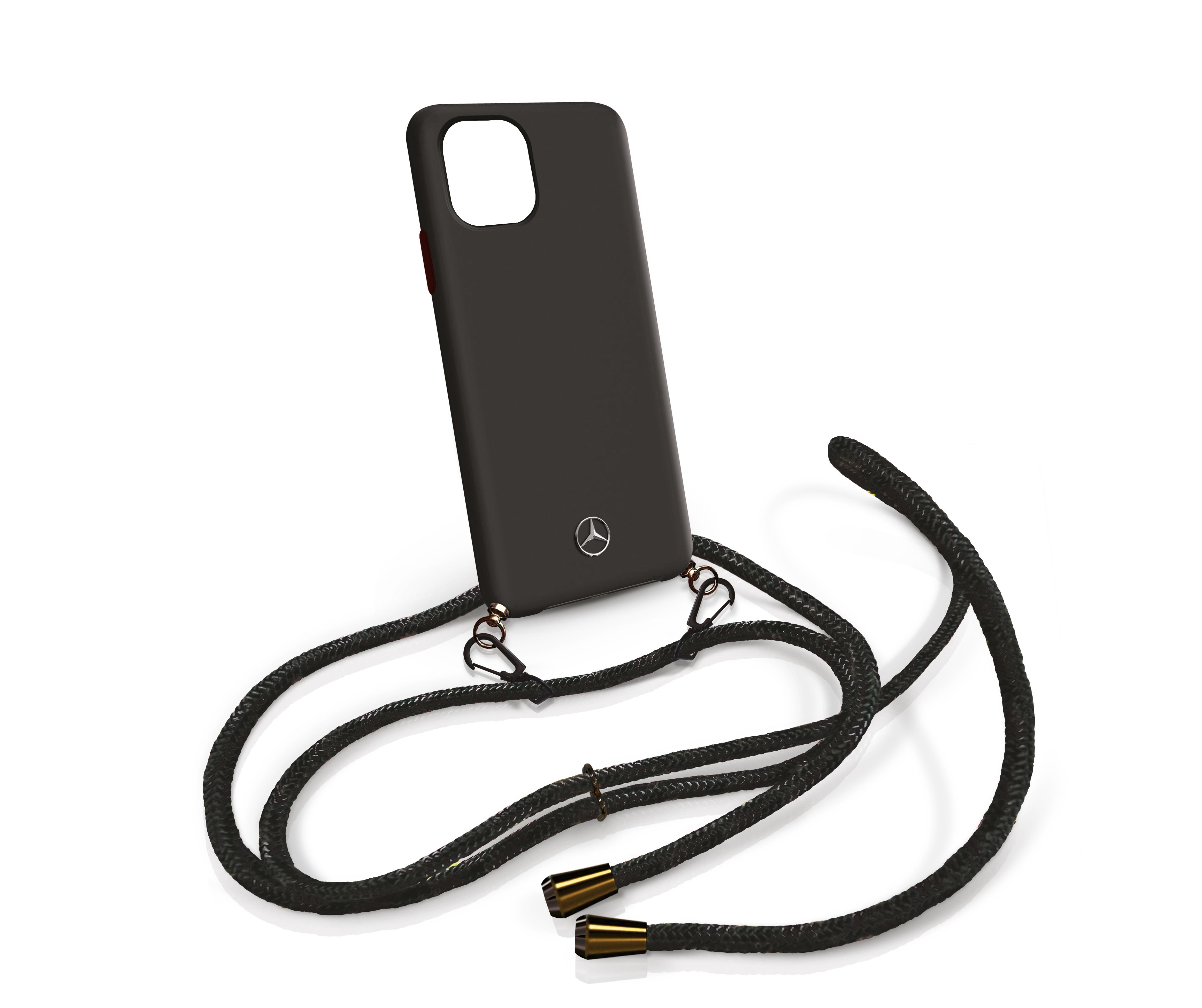 Hoes voor iPhone® 11 met ketting