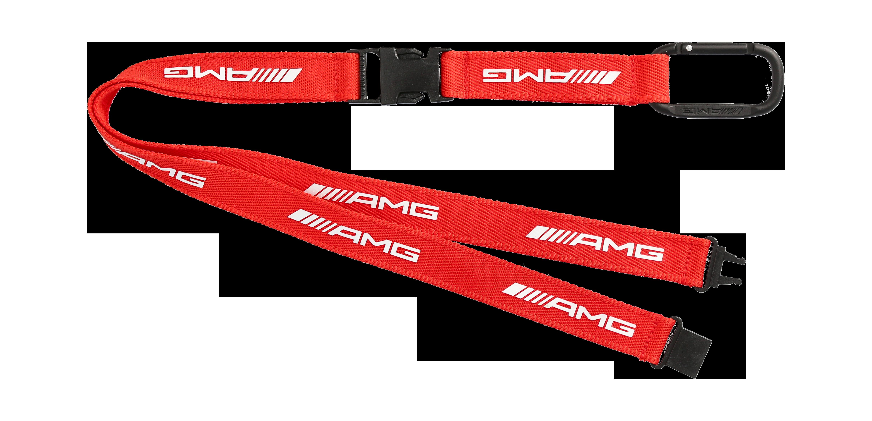 Lanière porte-clés AMG