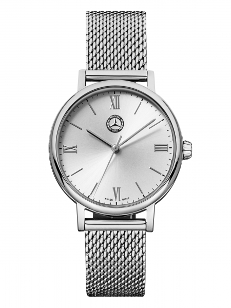 Horloge dames, Classic Lady Silver