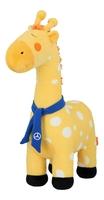 Girafe en peluche, Safari