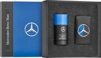 Mercedes-Benz Parfum pour Homme, Jeu de 2, 50 ml